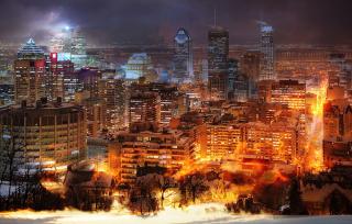 Montreal City Photo-Montage 11